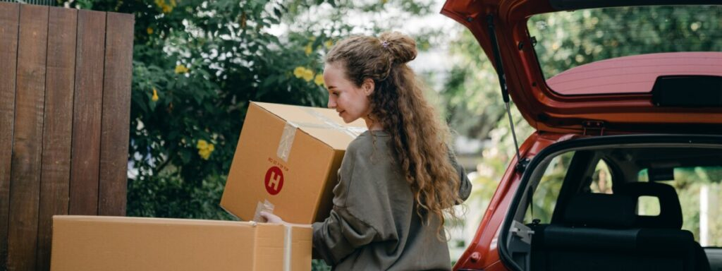 What to do on college dorm move-in day